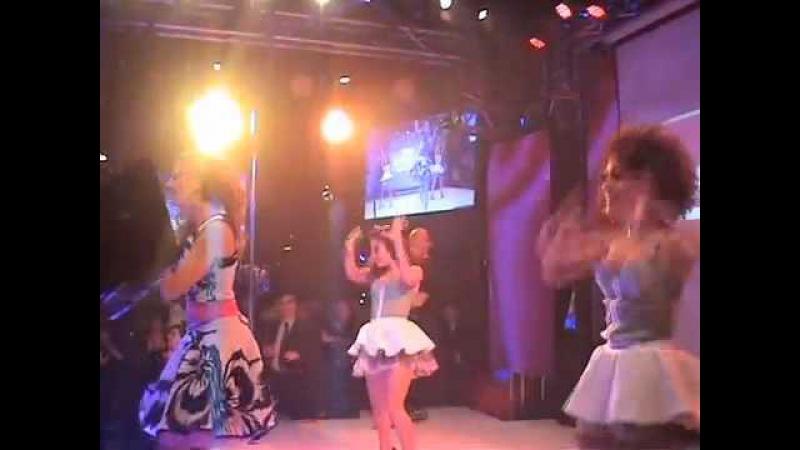 Miss Kookie Puttin on the ritz (live) @ Lambertz Gala, Köln (Germany)