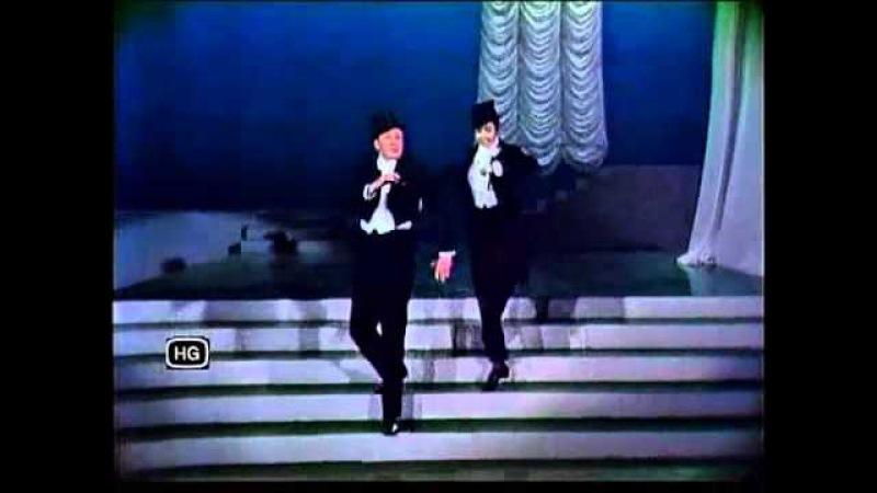 Ann Miller Ray Bolger Puttin' On the Ritz