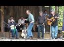 Daniel Rothwell singing Whoop Em Up Cindy at Jerusalem Ridge Bluegrass Celebration 2011 on 9-28-11