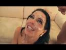 [Bukkake] 5 много спермы на лицо Veronica Avluv