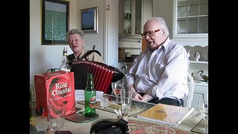 An de Eck steiht n Jung mit n Tüdelband - Iris Valin Jürgen Schwenson