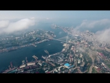Владивосток и Приморский край аэросъемка
