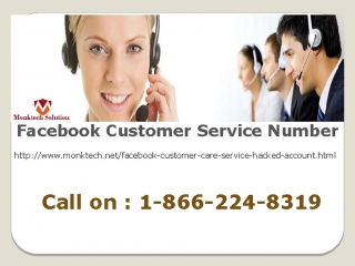 For Instant Solution, contact Facebook Customer Care Number1-866-224-8319 Help services!