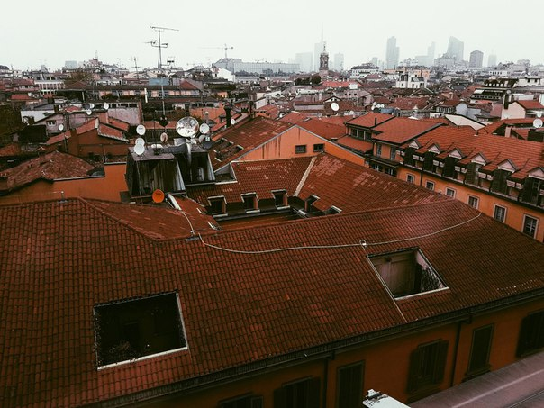 5 дней в Милане.День 1. или начало истории про то, как мы бизнес тур