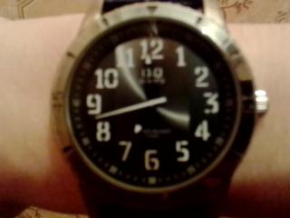 Часы и начало программы