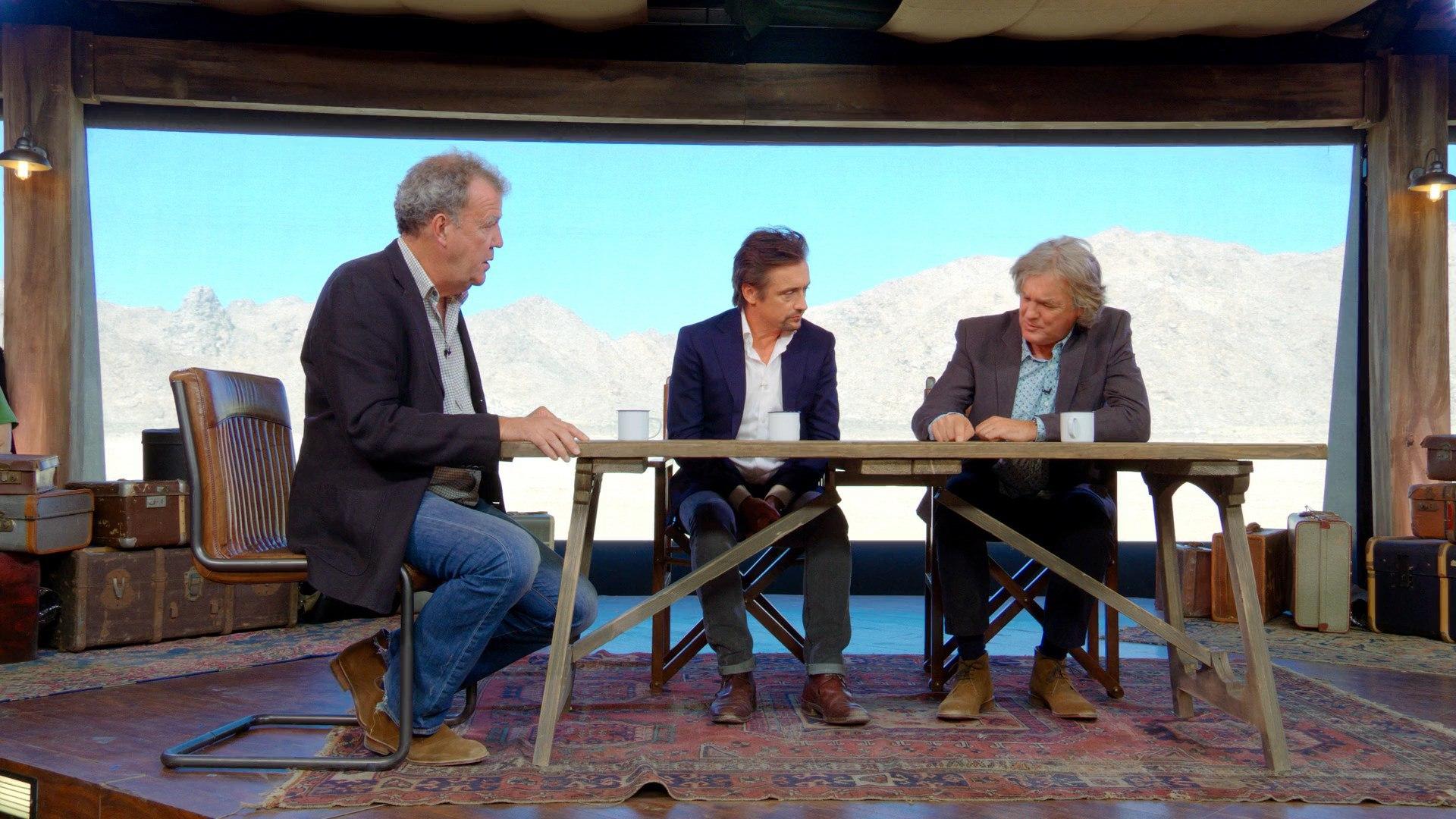 Гранд тур / The Grand Tour [S01] (2016) WEBRip 1080p | AlexFilm скачать торрент