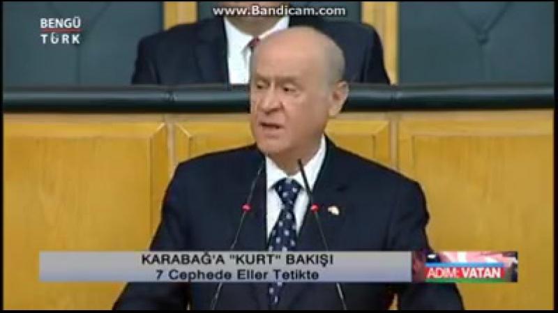 Devlet Bahçeli – Turkiye ve Azerbaycan