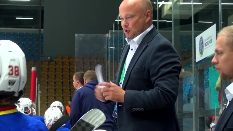 Сантери Иммонен «Хоккей на Кубке мира на очень высоком уровне»