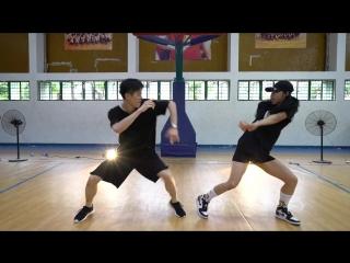1Million dance studio Till I Die - K Camp ft. T.I. / Mina Myoung & Bongyoung Park Choreography / 2016 China Tour: Wuhan