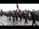 Парад кадетских корпусов, участников 7-го Всероссийского фестиваля Кадетская сим