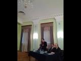 заседание общественного совета при дирекции оияи