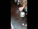 цветной лизун делаем( стеклянный)