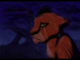 The Full Story of Scar - What's his real name, How did he get his scar (The Lion King)