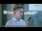[VIDEO] 170824 Lay @ Take a Trip With Weibo Promo Video[ENG SUB]