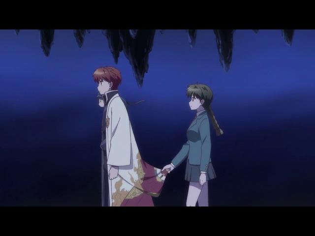 Kyoukai no Rinne ТВ 3 25 серия END русская озвучка Shoker / Риннэ: Меж двух миров 3 сезон 25