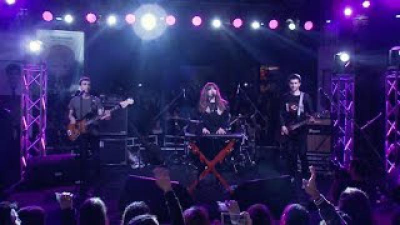Garik Sona - live at Aznavour square (Full Concert HD)