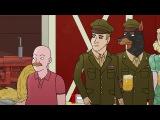 BoJack Horseman Season 4 | Best Scenes | The Old Sugarman Place