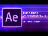 Adobe After Effects CC 2018 Beginner Tutorial Intro Guide to Learn The Basics (How to)