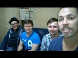 группа Джига Дрыга - приглашение на сольный концерт 23.11.16 в лофт