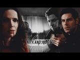 ♛ Nick and Juliette | Врагами