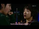 Tae Kyung kiss Go Mi Nam (Jang Geun Suk &amp Park Shin Hye)