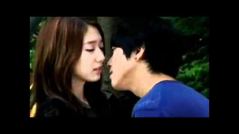 YONGHWA GETS SHY WHEN HAVING TO KISS SHIN HYE!.wmv