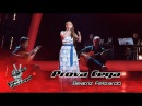 Beatriz Felizardo - Cigano | Prova Cega | The Voice Portugal