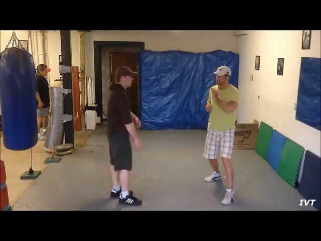 Wing Chun - Chum Kiu Laap Sau $ecrets VLOG 2