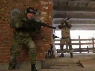 Тактический клуб Диверсант – лучший симулятор военной игры