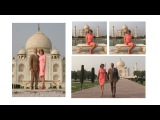 Queen Mathilde and King Philippe Very in Love at Taj Mahal