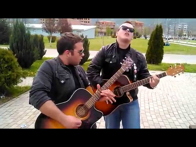 AC/DC -You Shook Me All Night Long (Cover)