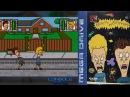 Beavis Butt-Head (Sega Mega Drive / Genesis) - прохождение игры