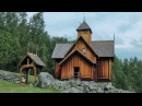 Norway - Nore and Uvdal Stave Church