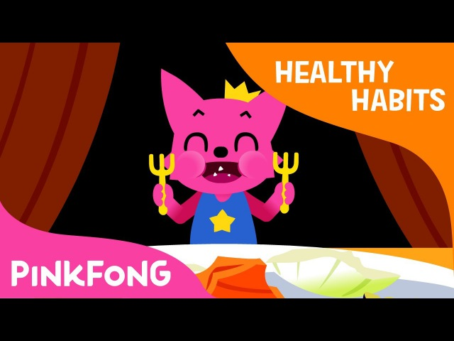 A Healthy Meal | Yum, Yum Let's eat healthy! | Healthy Habits | Pinkfong Songs for Children