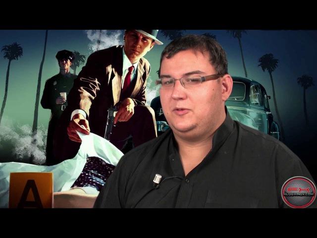 Обзор L.A. Noire - уникальная игра от создателей GTA про детективов полиции Лос-Анджел ...