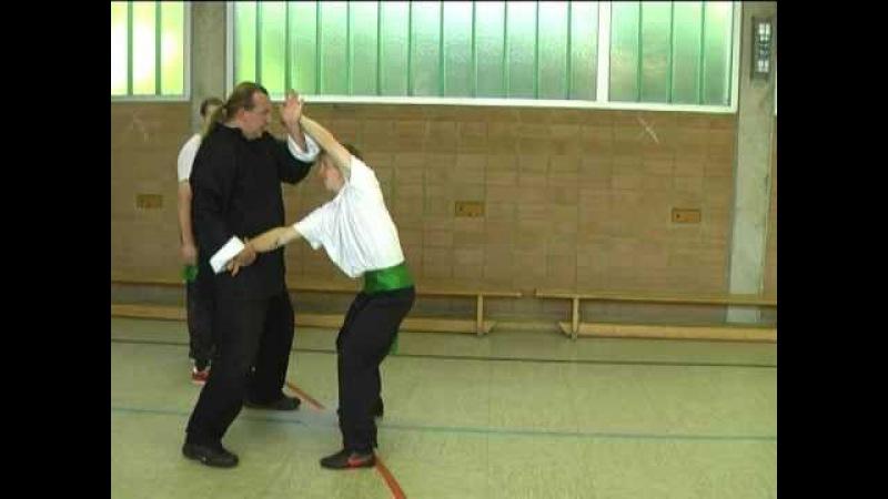 M-Kung-Fu - Bang Bo applications 3 -- Northern Seven Star Praying Mantis Kung Fu