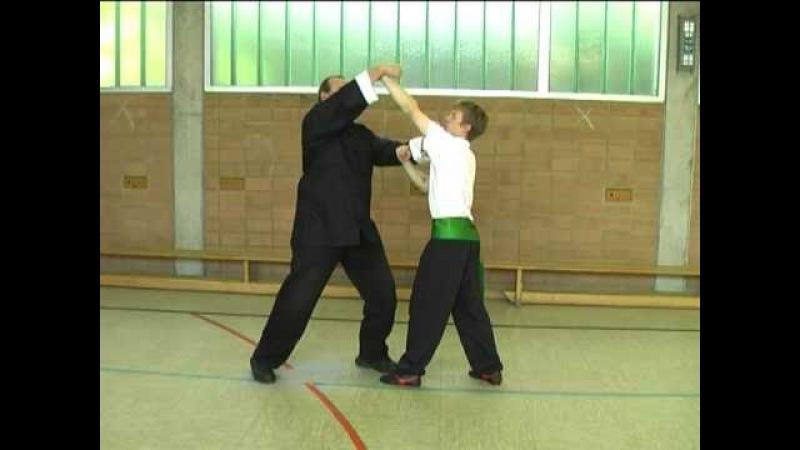 M-Kung-Fu - Bang Bo applications 2 -- Northern Seven Star Praying Mantis Kung Fu