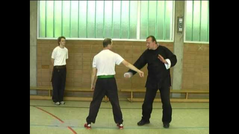 M-Kung-Fu - Bang Bo applications 5 -- Northern Seven Star Praying Mantis Kung Fu
