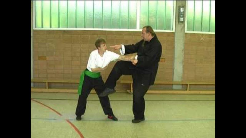 M-Kung-Fu - Bang Bo applications 4 -- Northern Seven Star Praying Mantis Kung Fu