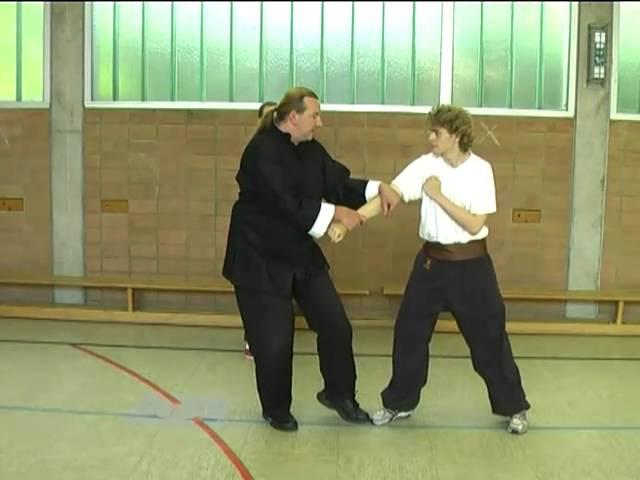 M-Kung-Fu - Bang Bo applications 1 -- Northern Seven Star Praying Mantis Kung Fu