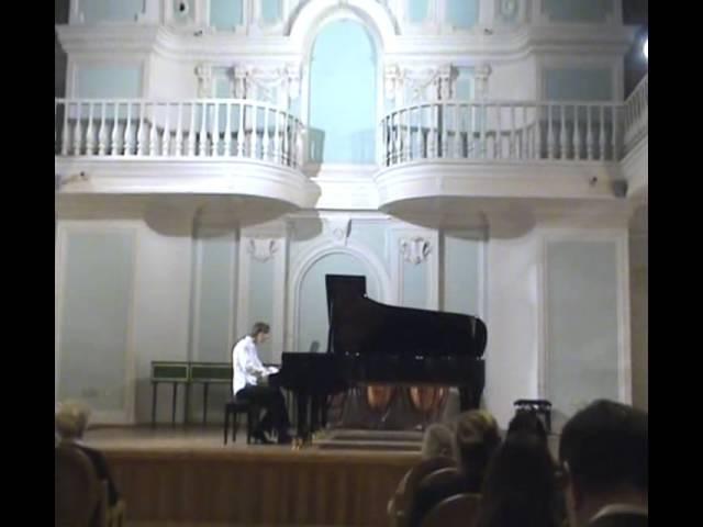 Фредерик Шопен / Frederic Chopin вальс ор.34 №2 а-minor Филипп Шпартов / Philip Shpartov