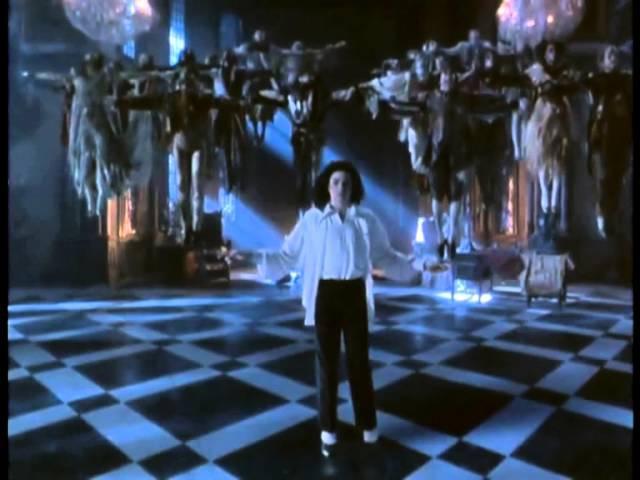 Michael Jackson's Ghosts (FULL version) HD - RUS SUB