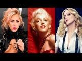 Звезды, которые выглядели иначе до славы Леди Гага, Монро и Мадонна...