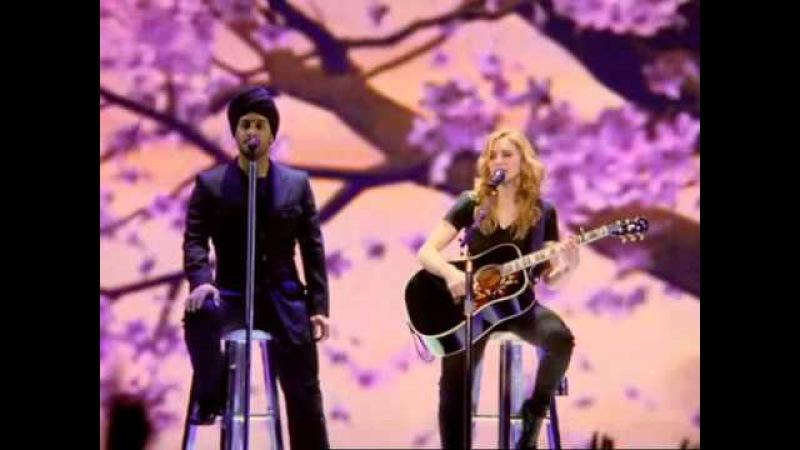 Madonna feat Isaac Sinvani Paradise Live The Confessions Tour, 2006