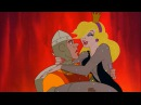 Dragon's Lair. The Movie. PC Game's All Scenes