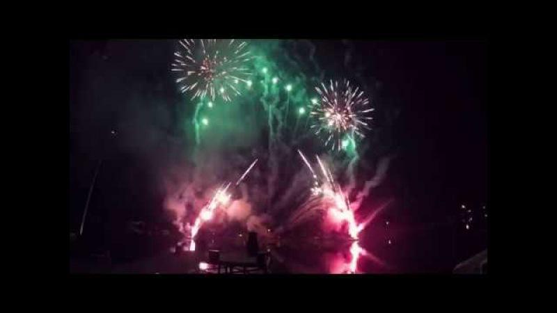 Light Up The Lake 2017 - 1.4g Pyromusical Finale