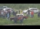 Авария в Базарном Сызгане на гонках