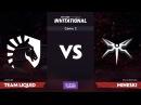 Гранд-финал, Team Liquid против Mineski, Вторая карта, SL i-League Invitational S3