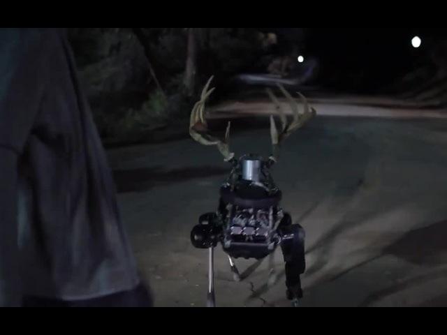 Robodeer in danger, let's save him · coub, коуб