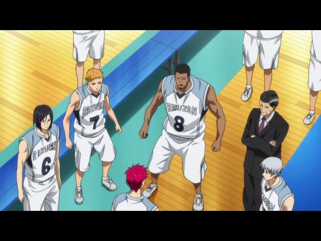 [AniDub] 24 серия - Баскетбол Куроко ТВ-3 / Kuroko no Basuke TV-3